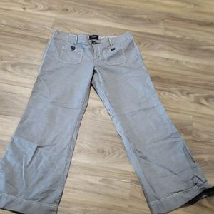 OMG LOOK AT THESE AMERICAN EAGLE PANTS SZ 12